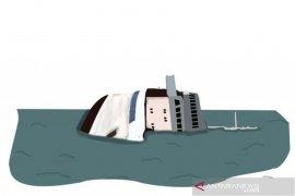 Tim TNI AL lakukan investigasi kebocoran KRI Teluk Jakarta yang tenggelam