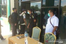 KPK datangi RSUD Aekkanopan dan rumah dinas Bupati Labura