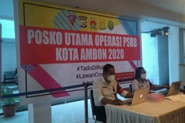 Pemkot Ambon batasi pengurusan SKKM saat PSBB