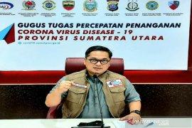 117 pasien positif COVID-19 di Sumut dari luar provinsi