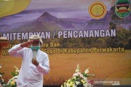 Dedi Mulyadi inisiasi persawahan baru ribuan hektare di Purwakarta dan Subang