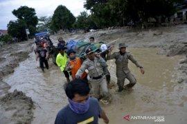 Terus bertambah, korban jiwa banjir bandang Luwu Urara jadi 21 orang