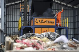 Mesin penghancur samapah ramah lingkungan