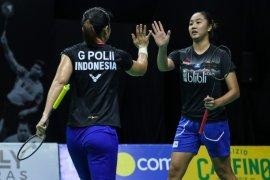 Greysia Polii/Febby Gani awali turnamen dengan menang mudah