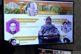 "Polbangtan Medan gelar ""webinar"" seri II empowerment community sambut HUT ke-73 Koperasi"