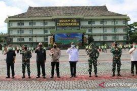 Pangdam Tanjungpura: 7.383 anggota Satgas Huma dilibatkan cegah karhutla