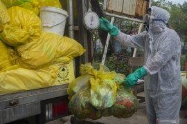 Perhatikan! Ini alur pengolahan sampah infeksius di Jakarta Barat