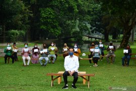 Presiden Jokowi minta pelaku usaha mikro jangan sampai gulung tikar