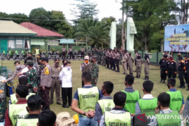 TNI bentuk Satgas Huma antisipasi Karhutla di Kapuas Hulu