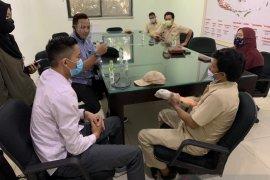 BPJAMSOSTEK  bantu peserta  tangan palsu akibat kecelakaan kerja