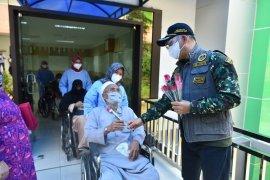 Jumlah pasien COVID-19 Kota Jambi yang dirawat menyentuh angka terendah