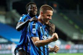 Trigol Pasalic antarkan Atalanta ke peringkat dua klasemen sementara Liga Italia