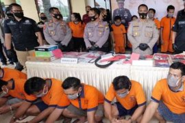 Polres Madiun Kota ungkap 14 kasus narkoba selama Maret-Juni, 18 tersangka ditangkap