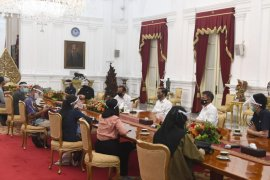 Berbincang dengan Presiden saat COVID-19