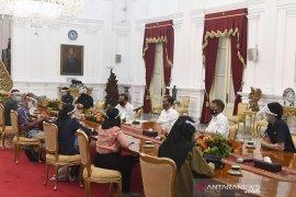 Berbincang dengan Presiden Jokowi saat pandemi