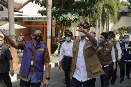 Menko PMK apresiasi  Gubernur Jatim sediakan pusat observasi COVID-19