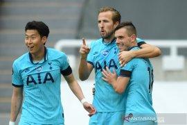 Tundukkan Newcastle, Tottenham kian panaskan persaingan zona Eropa