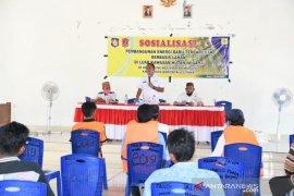 Sekda Gorontalo Utara ajak masyarakat sukseskan program EBT
