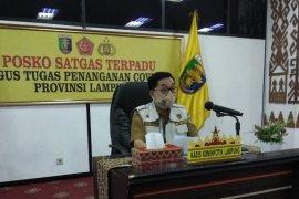 Jumlah pasien positif COVID-19 di Lampung bertambah jadi 219 kasus
