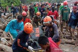Korban jiwa akibat banjir Luwu Utara bertambah jadi 32 orang