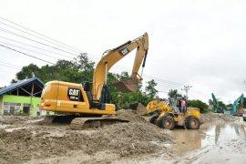 Untuk penanganan darurat banjir Masamba, Menteri PUPR tunjuk dua BUMN