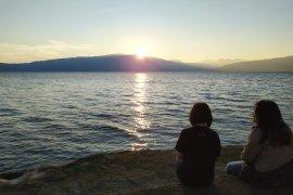 Tingkatkan keamanan wisatawan Danau Toba, Polres Simalungun dirikan pospam