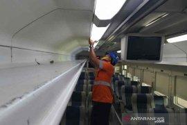 KAI Cirebon rutin lakukan perawatan kereta meski tidak operasi