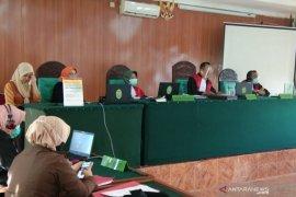 PN Palembang jatuhkan hukuman mati kepada dua mafia narkoba, satu terdakwa vonis seumur hidup