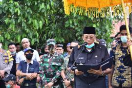 Sultan Sintang tutup usia Jarot ajak lajutkan wasiatnya