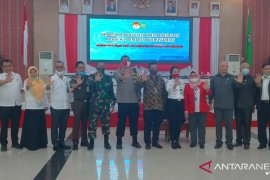 Ribuan aset tanpa sertifikat, KPK datangi Pemkot Singkawang