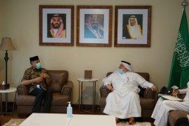 Pemerintah Arab Saudi beri perhatian khusus terkait pembangunan Universitas King Saud di Aceh