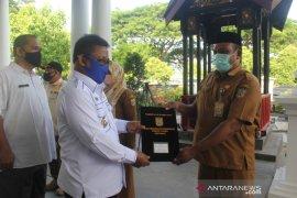 Aminullah serahkan SK kenaikan pangkat ASN, BKN Aceh apresiasi