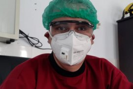 Dokter ingatkan warga di zona hijau Gorontalo tidak lengah