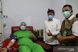Bali adakan donor plasma darah perdana untuk tangani pasien COVID-19