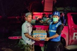 Tim Emergency Response Human Initiative bantu korban banjir bandang Luwu Utara