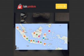 Kominfo luncurkan situs basis data UMKM di Indonesia