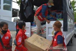 PMI distribusikan bantuan kepada korban banjir bandang Luwu Utara