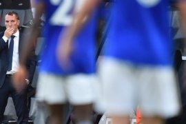 Manajer Leicester City Rodgers yakin Leicester bisa cetak sejarah lebih banyak lagi