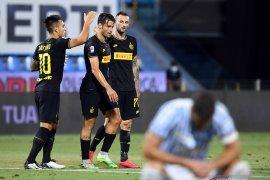 Berbekal kemenangan 4-0 atas SPAL, Inter kembali rebut peringkat kedua