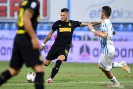 Klasemen Liga Italia: Inter peringkat kedua, SPAL makin terbenam