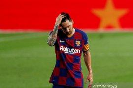 Barcelona lemah dan tidak konsisten, Lionel Messi marah besar