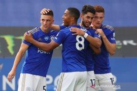 Leicester mantap di empat besar setelah atasi Sheffield United