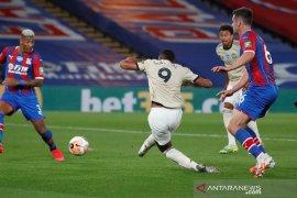 Liga Inggris: Kalahkan Palace, Manchester United terus dekati empat besar