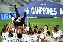 Juara La Liga bersama Real Madrid, Hazard sebut 'musim terburuk' dalam kariernya