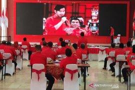Gibran direkomendasikan PDIP calon walkot Solo, calon untuk Pilkada Jambi belum diumumkan