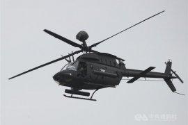 Helikopter jatuh tewaskan dua tentara