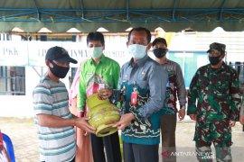 Pemkab gelar operasi pasar gas LPG tiga kilogram di Desa Bati-Bati