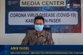 Dua pasien COVID-19 Paser diduga terpapar dari warga Kukar