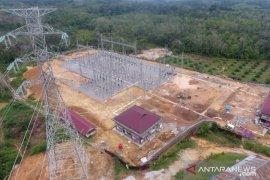 SUTT dan GI di Sanggau beroperasi dapat listriki 23.076 pelanggan