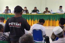 Akmal akan pecat operator yang naikkan tarif bajak sawah di Abdya